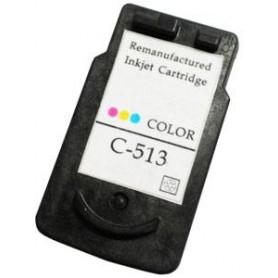 3X5ML Rig Canon PIXMA MP240/MP260/MP480/MX320/MX330  CL513