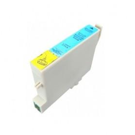 Cartuccia 16ML Compatib. Epson Stylus Photo R 200/R300/RX 600-Ciano Fotograf