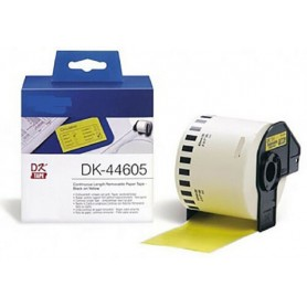 Yellow 62mmX30.48m  for Brother P-Touch QL1000 1050 1060