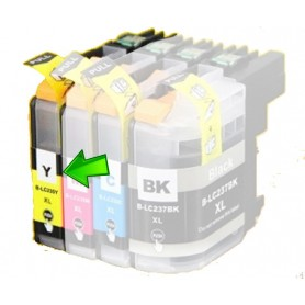 16ML compatibile con Brother MFC-J6925DW-1.2K#LC-12EY