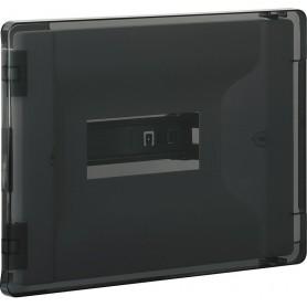 Devia Schermo in vetro temperato Full iPhone 6/6S Nero 0.26