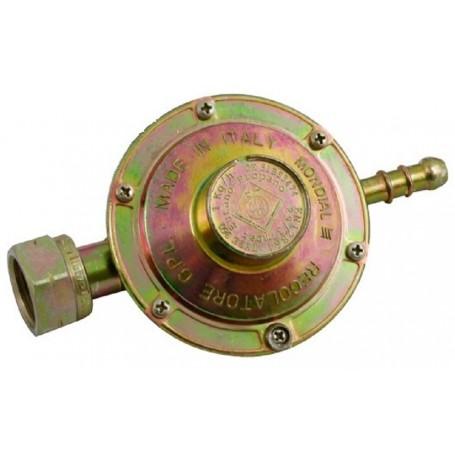 REGOLATORE GAS BASSA PRESSIONE PER STUFE GPL MADE IN ITALY MONDIAL LP360T604-02A