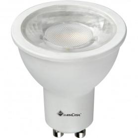 LAMPADA STD DICROICA LED 7,5W 230V GU10 60° 3000°K 660 LM MARINO CRISTAL 21229