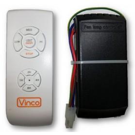 Kit Telecomando Universale per ventilatore da soffitto Vinco predisposti 70940