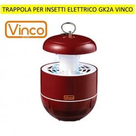 INSETTICIDA ELETTRICO VINCO 20272 CON LUCI LED UV
