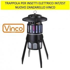 TRAPPOLA PER INSETTI VINCO 20271 CON LUCI LED UV
