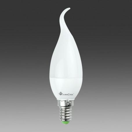 LAMPADINA LED COLPO DI VENTO E14 4W 230V 4000°K LED EPISTAR 21102 LUCE NATURA