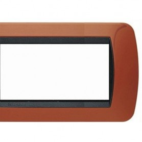 LIVING INT - PLACCA 7 POSTI TERRACOTTA BTIL4807TR