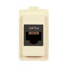 ELETTROCANALI COMP. MAGIC Presa RJ45 Tondo' Cat.5e UTP ECL2583