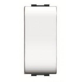 ELETTROCANALI BTICINO LIVING COMPATIBILE Deviatore unipolare Life ECL4003WH bianco