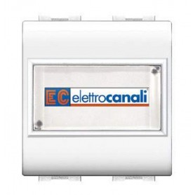 ELETTROCANALI BTICINO LIVING COMPATIBILE Pulsante CAMPANELLO LIFE ECL4025WH