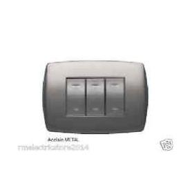 LEGRAND VELA T-ACCIAIO METAL 6M LEG682563