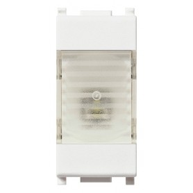 VIMAR Lampada emergenza LED 1M 230V bianco VIW14382