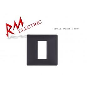 VIMAR PLACCA 1M NERO VIW14641.05