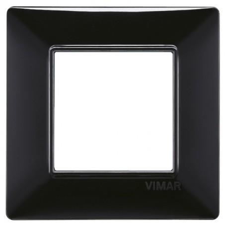 VIMAR PLACCA 2M NERO VIW14642.05