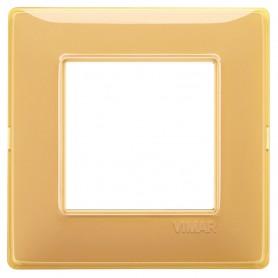 VIMAR PLACCA 2M REFLEX AMBRA VIW14642.43