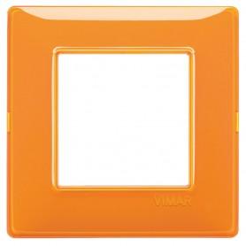VIMAR PLACCA 2M REFLEX ARANCIO VIW14642.48