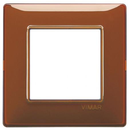 VIMAR PLACCA 2M REFLEX TABACCO VIW14642.49