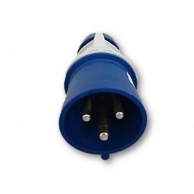 Spina diritta a montaggio rapido tipo EN 60309 In 220v 32A - IP44 ec69272 elettrocanali