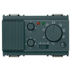 VIMAR TERMOSTATO ELETT. RISC/COND. 230V GRIGIO VIW16581