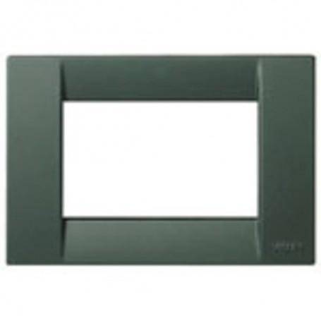 VIMAR Placca Classica 3M Silk verde VIW16743.D.13