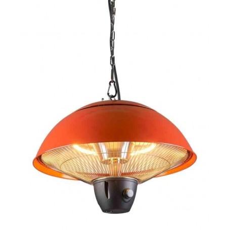 Stufa elettrica ad infrarossi da soffitto 1500 W per ambienti interni ED esterni ER005 CFG CFG - 1