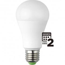 LAMPADA LED GOCCIA LAMPADINA 18W 230V E27 3000K LUCE CALDA 21489 MARINO CRISTAL