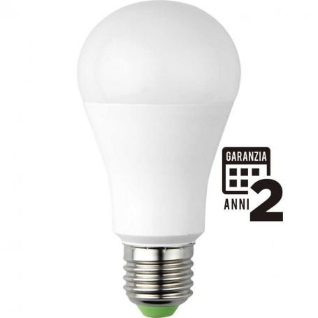 LAMPADA LED GOCCIA LAMPADINA 14W E27 230W 4000K LUCE NATURA 21487 MARINO CRISTAL MARINO CRISTAL - 1