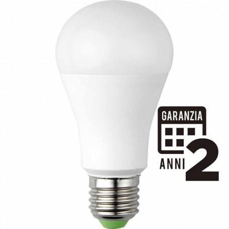 LAMPADA LED GOCCIA LAMPADINA 18W E27 230V 4000K LUCE NATURA 21490 MARINO CRISTAL
