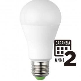 LAMPADA LED GOCCIA LAMPADINA 14W E27 230V 3000K LUCE CALDA 21486 MARINO CRISTAL