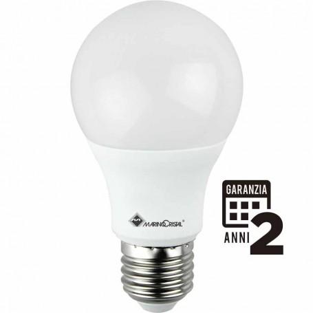 LAMPADA GOCCIA LED LAMPADINA 10W 230V E27 LUCE CALDA 3000K 21270 MARINO CRISTAL MARINO CRISTAL - 1