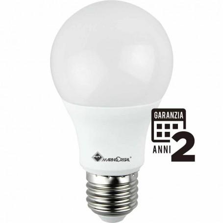 LAMPADA LED GOCCIA LAMPADINA 10W 230V E27 6000K LUCE FREDDA 21272 MARINO CRISTAL MARINO CRISTAL - 1
