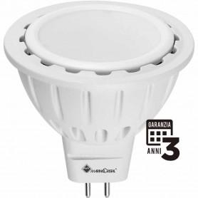 LAMPADA LED GU5,3 12V DICROICA 7 WATT LUCE FREDDA 6000K MARINO CRISTAL 21085 MARINO CRISTAL - 1