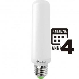 LAMPADINA LAMPADA LED E27 TUBOLARE 21300 MARINO T38 LED pro LUCE NATURA 4000K A+