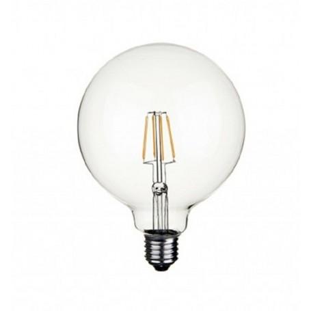 LAMPADA LED 8W Maxisfera Ø125 Led Filament 15.000 ore 2700K E27 1055 LM A++ IMPERIA IMPERIA - 1