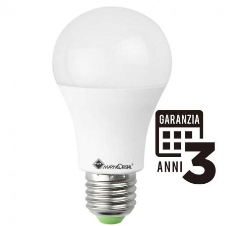 LAMPADA LED GOCCIA LAMPADINA 14W 230V E27 3000K LUCE CALDA 21336 MARINO CRISTAL MARINO CRISTAL - 1