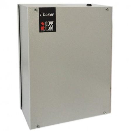 CENTRALE ANTIFURTO PESS I.BOXER 32-BS17 P0810101 MICROPROCESSORE PESS - 1