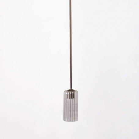 SOSPENSIONE IN METALLO ATTACCO G9 1 LUCE LAMPE ART.367123