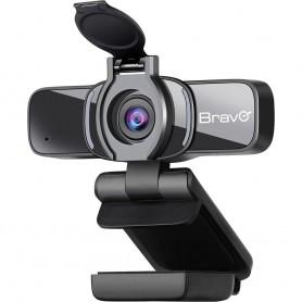 WEBCAM FULL HD 1920x1080 MPX PC microfono skype smartworking video lezione chat
