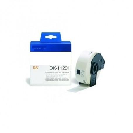 Etichette adesive White 29mmX90mm 400psc compatibile per Brother P-Touch QL1000 1050 1060