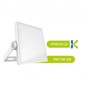 Proiettore a LED ultrapiatto 10w con corpo in alluminio pressofuso 56000 BOT LIGHTING