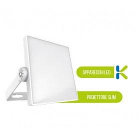 Proiettore a LED ultrapiatto 10w con corpo in alluminio pressofuso 56000 BOT LIGHTING Bot Lighting - 1