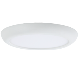 FARO LED TEKNICA 12W 18W ROUND TRICOLOR DOPPIA POTENZA TEK18WRDMC LAMPO LIGHTING - 1