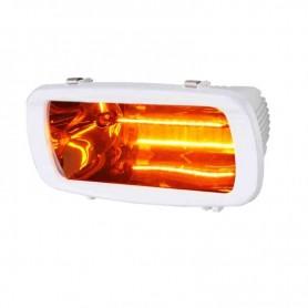 Stufa ad infrarossi da interno/esterno 1300W CFG ER006 SOLE BIANCO CFG - 1