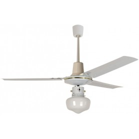 Howell Ventilatore Soffitto con Luce a Pale ø 120 cm 5 velocità VS1211