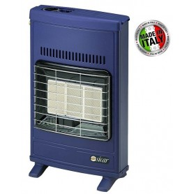 STUFA A GAS METANO SICAR INFRAROSSI ECO 40B  4200 W GAS BLU