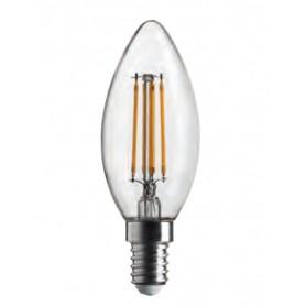 LAMPADA LAMPADINA OLIVA STICK 470LM 4,5W E14 4000K BOT LIGHTING WLD2004X3