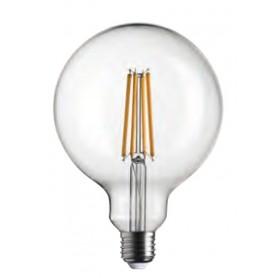 LAMPADA LAMPADINA GLOBO 125 STICK 1055LM 8W E27 4000K BOT LIGHTING WLD4010X3