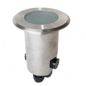 Segnapasso Calpestabile da Terrazza IP65 GU10 6W MAX BOT LIGHTING 4510237 BOT LIGHTING Bot Lighting - 1