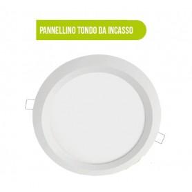 LP3-24WR PANNELLO INCASSO LED TONDO 24W 4000K 2160LM F275 BOT LIGHTING 55047